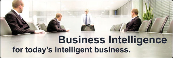 Business Intelligence for today's intelligent business